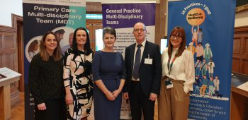 Delegates at official launch of Implementation of Primary Care Multi-Disciplinary Teams