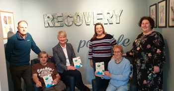 Staff and facilitators of Western Trust Recovery College