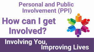 Personal and Piblic Involvement - How can I get involved?