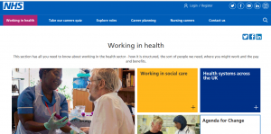 NHS Careers Hub