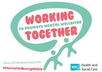 Working Together Mental Health Campaign Logo