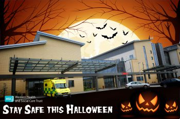 South West Acute Hospital Graphic
