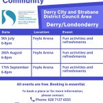 Reconnecting Events - Derry/Londonderry