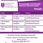 Reconnecting Events - Omagh
