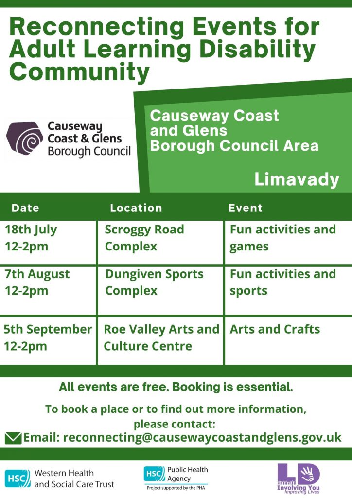 Reconnecting Events - Limavady