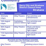 Reconnecting Events - Strabane